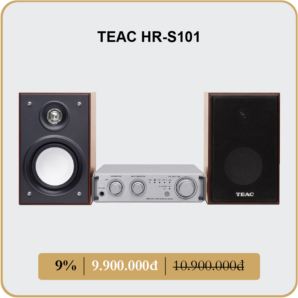 TEAC HR-S101