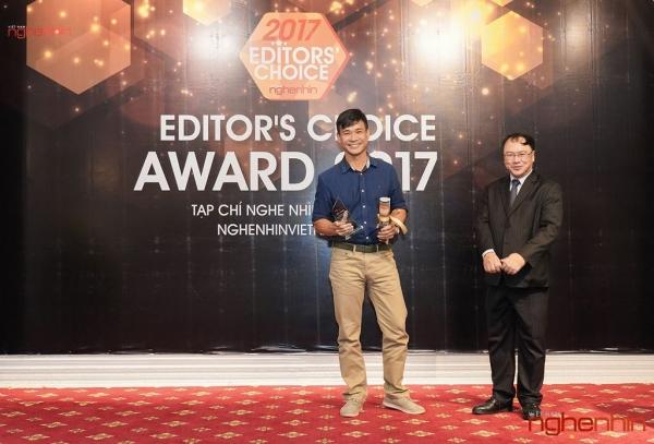 Tạp chí Nghe Nhìn Việt Nam công bố danh sách sản phẩm công nghệ nổi bật 2017
